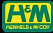 Miller Pipeline's Competitor - Henkels & McCoy logo