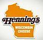 Henning's Wisconsin Cheese's Company logo