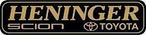 Henninger Toyota's Company logo