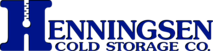 Henningsen Cold Storage Company's Company logo