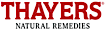 Acne Treatment Guide Online's Competitor - Thayers logo