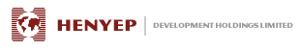 Henyep Development Holdings's Company logo