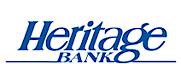 Heritage Bank's Company logo