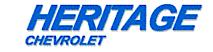 Heritage Chevrolet's Company logo