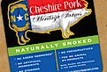 Heritage Farms Cheshire Pork's Company logo