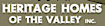 Accent Learning's Competitor - Heritagehomesofthevalley logo