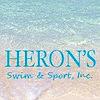 Heron's Swim & Sport's Company logo