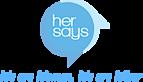 Hersays's Company logo