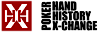 Cardschat's Competitor - Hhx Poker logo