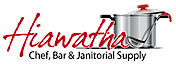 Hiawatha Chef Supply's Company logo