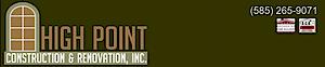 High Point Construction & Renovation's Company logo