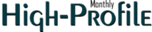 High Profile Monthly's Company logo