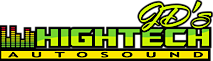 High-tech Auto Sound's Company logo