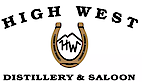 High West Distillery's Company logo
