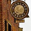 Highland Bakery's Company logo