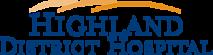 Highland District Hospital's Company logo