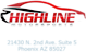 Highline Motorsports Logo