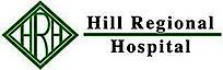 Hill Regional Hospital's Company logo