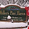 Hillers Pine Haven's Company logo