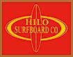 Hilo Surfboard Company's Company logo