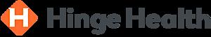 Hinge Health's Company logo