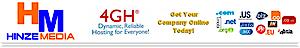 Hinze Media's Company logo
