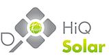 HiQ Solar's Company logo
