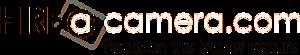 Hireacamera's Company logo