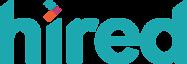 Hired's Company logo