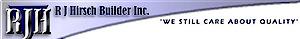 Hirsch Rj Builder's Company logo