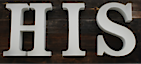His Men's Store's Company logo