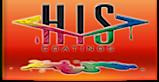 HIS Paint's Company logo
