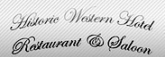 Historic Western Hotel's Company logo