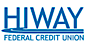 SharePoint Credit Union's Competitor - Hiway Federal Credit Union logo