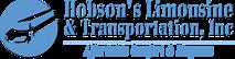 Hobson's Limousine's Company logo