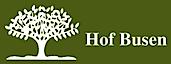Hof Busen's Company logo