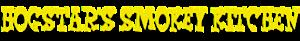 Hogstars Smokey Kitchen's Company logo