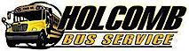 Holcomb Bus Service's Company logo