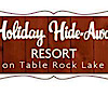 Holiday Hideaway Resort In Aunts Creek Area Of Table Rock Lake S Company Logo