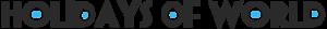 Holidaysofworld's Company logo