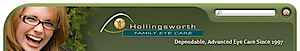 Hollingsworth Family Eye Care's Company logo