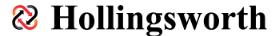Hollingsworth's Company logo