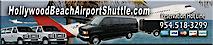 Hollywood Beach Airport Shuttle's Company logo