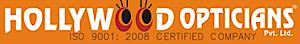 Hollywood Opticians's Company logo