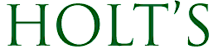 Holt's For The Home's Company logo