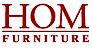 Becker Furniture's Competitor - HOM Furniture logo