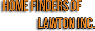 Home Finders Of Lawton's Company logo