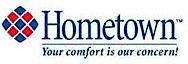 Hometown Comfort's Company logo