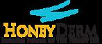 Honey Derm's Company logo