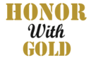 Honor With Gold's Company logo